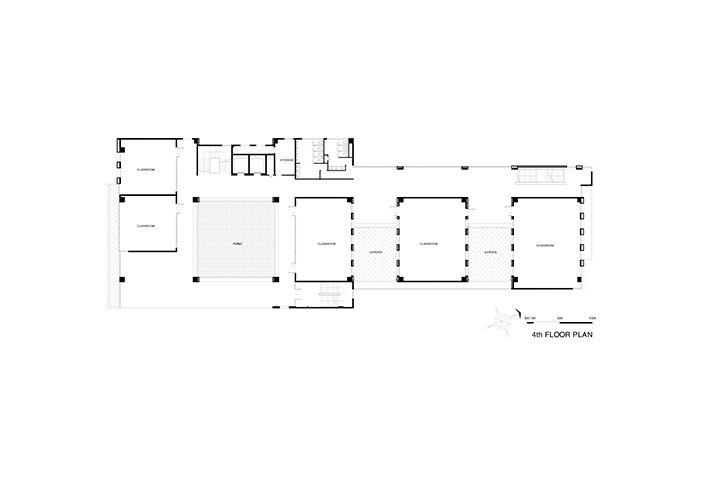 04-4th Floor Plan