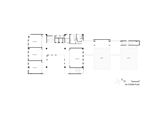 05-5th Floor Plan