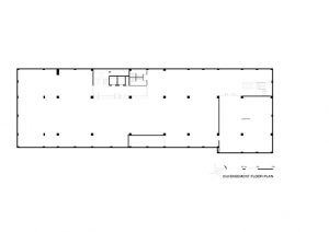 07-2nd Basement Floor Plan