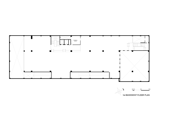 08-1st Basement Floor Plan